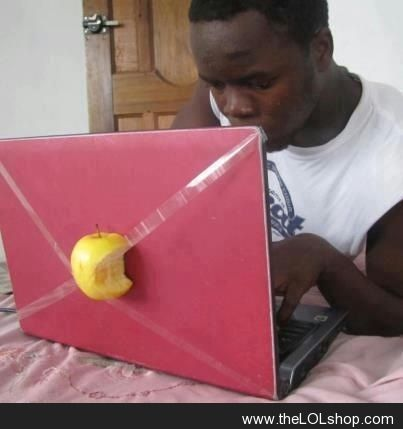 When you can't buy a mac. Hahahahahahah im actually dying