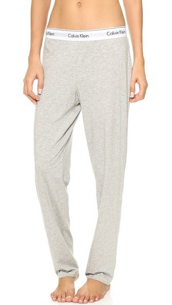 Calvin Klein Underwear Modern Cotton Wide Pants