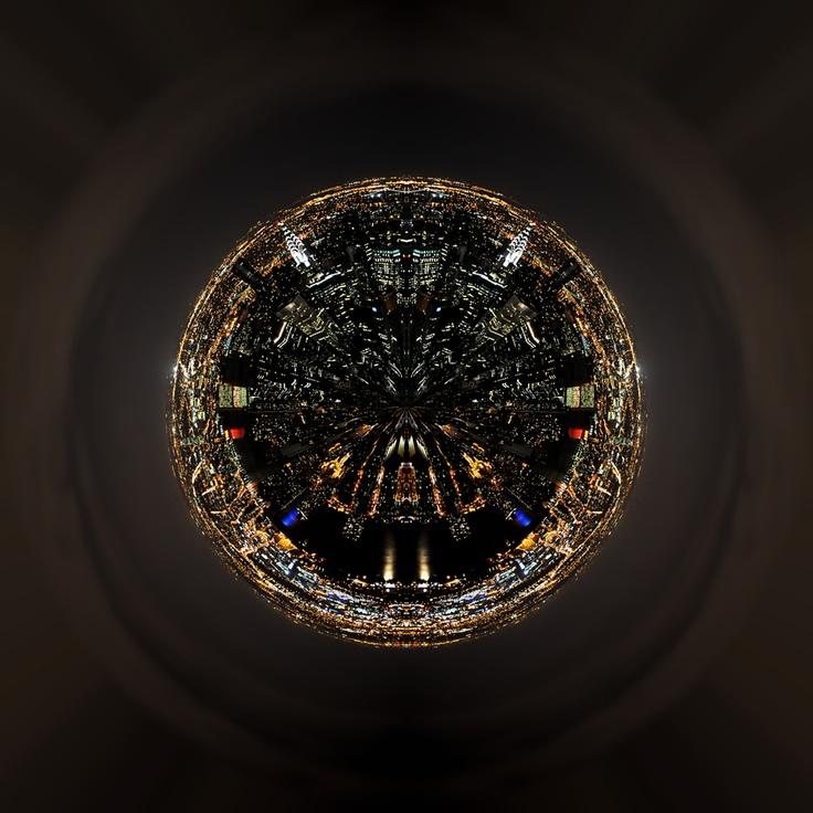 NY nocturnal miniworld