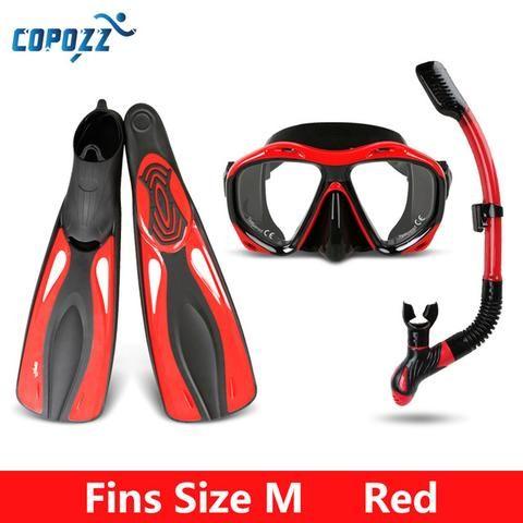 Professional Snorkels Scuba Diving Mask Goggles