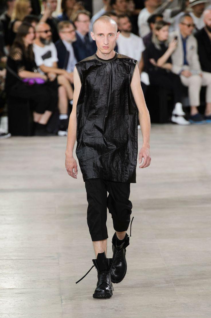 Rick Ownes Spring Summer Primavera Verano 2016 Collection #Menswear #Trends #Tendencias #Moda Hombre - Paris Fashion Week - D.P.