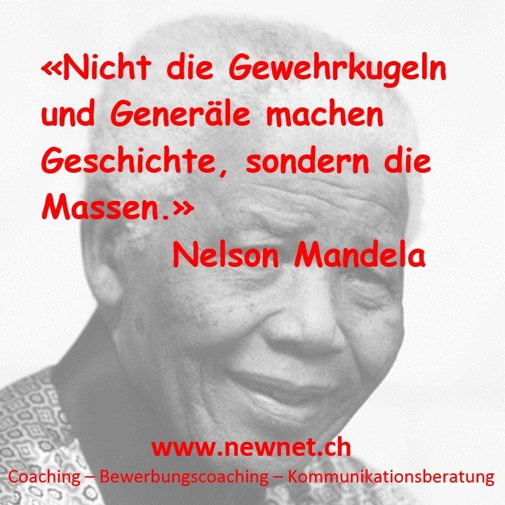 Nelson Mandela - weitere Zitate Markus Döbeli: http://www.facebook.com/MarkusDoebeli