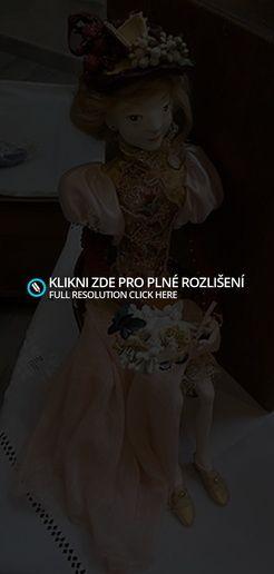 Výstava šitých panenek a loutky | Nápady jedné babči