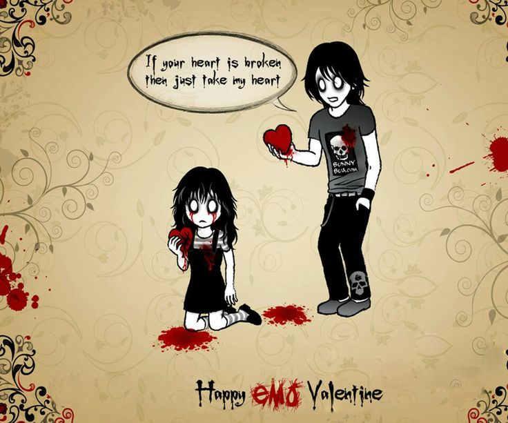 Valentine Heart Break Quotes: 109 Best Emo Art