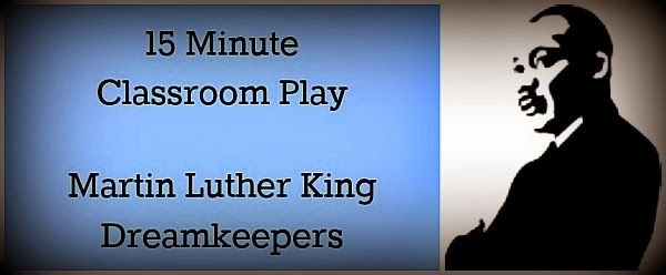 Classroom Skit Ideas : Free martin luther king day stage play for kids