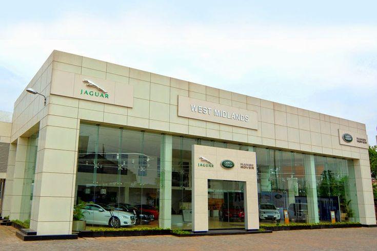 Jaguar Land Rover inaugurates its showroom in Nagpur
