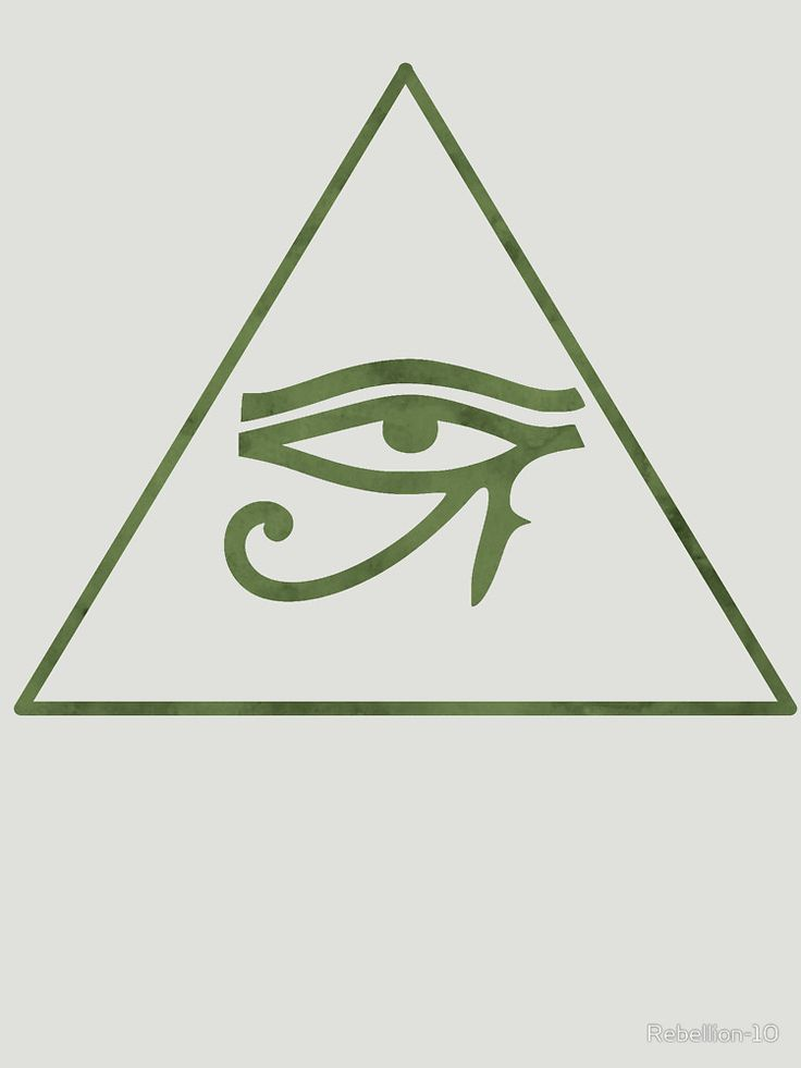 The 25+ best Eye of horus illuminati ideas on Pinterest ... Eye Of Horus In Triangle