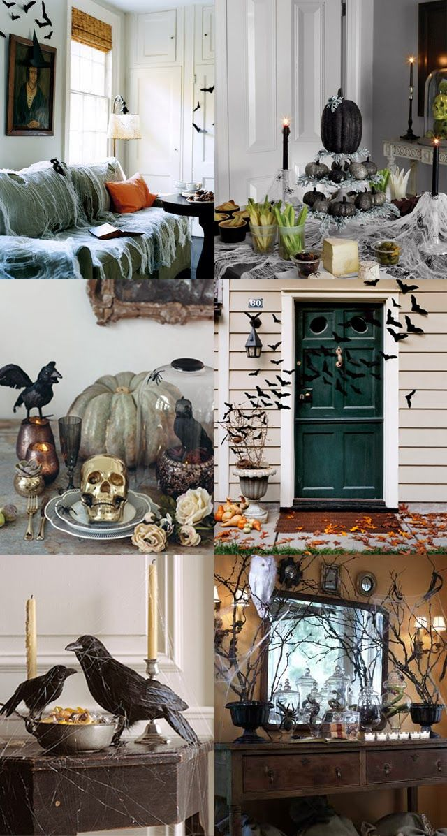 Halloween Decoration Inspiration.