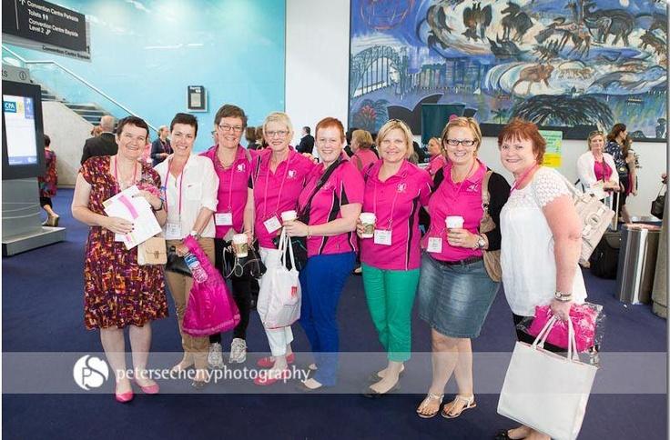 BCNA Australia 2012