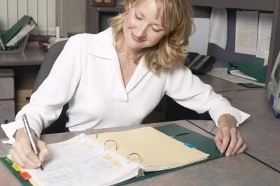 Help With Writing Goals & Objectives for an Administrative Assistant