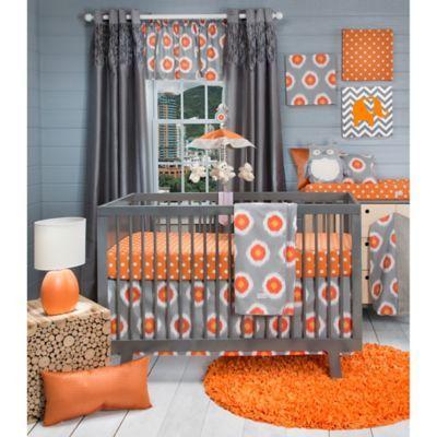 Glenna Jean Rhythm Crib Bedding Collection Dust Ruffle