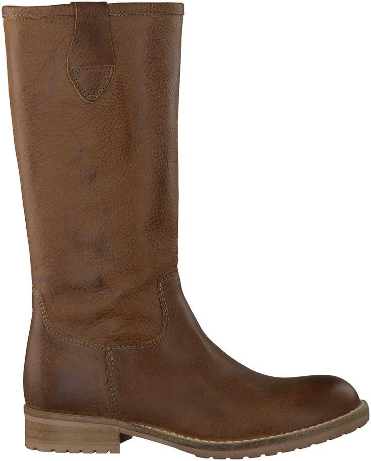 Bruine Hip Lange laarzen H1304