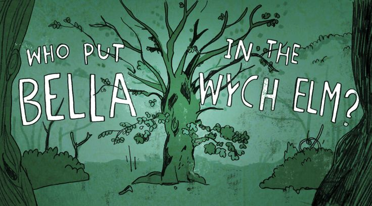 1. Who put Bella in the Wych Elm? | 9 Creepily Curious Unsolved Mysteries