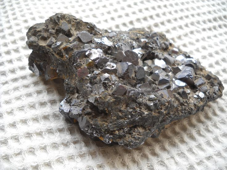 Excited to share the latest addition to my #etsy shop: Mineral,Galena http://etsy.me/2tmOeaV #vintage #collectibles #black #moving #passover #galena #mineral #yanminerals