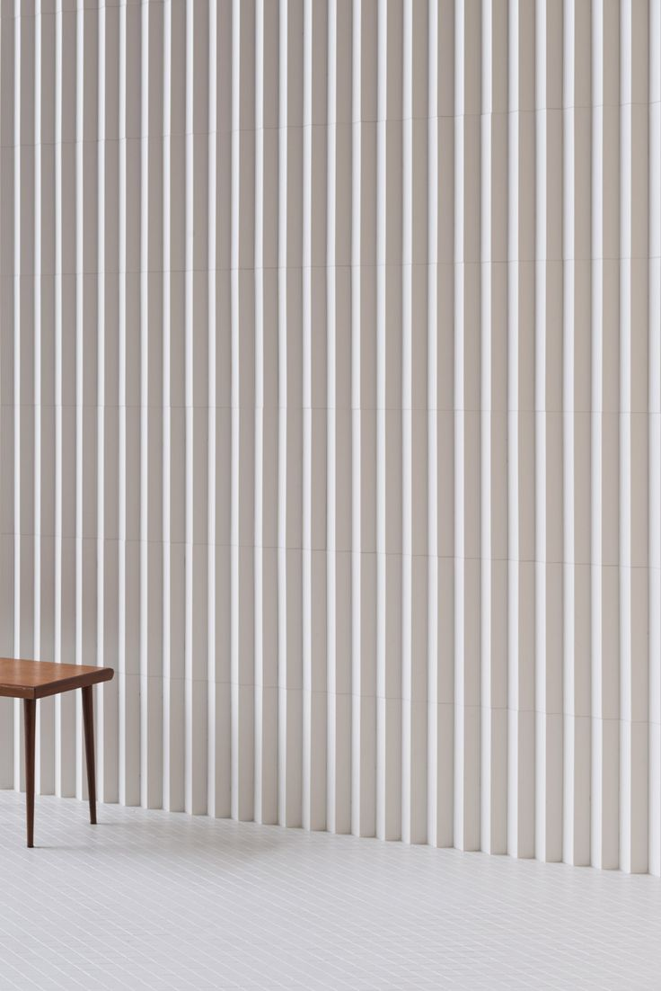 Ronan and Erwan Bouroullec have created a range of porcelain tiles for ceramics brand Mutina