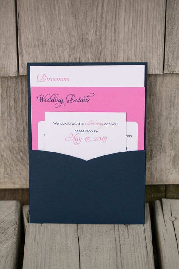 navy blue and kelly green wedding invitations%0A Navy  Pink  u     Green Nautical Themed Wedding