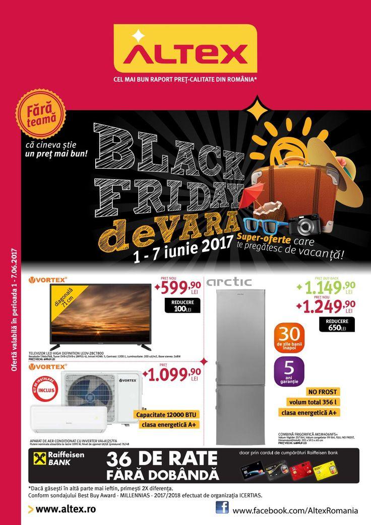 Catalog Altex Black Friday de Vara 01-06 Iunie 2017! Oferte si recomandari: Masina de spalat frontala ARCTIC ALD5200A++, 5kg, 1200rpm, A++, 849,90 Lei