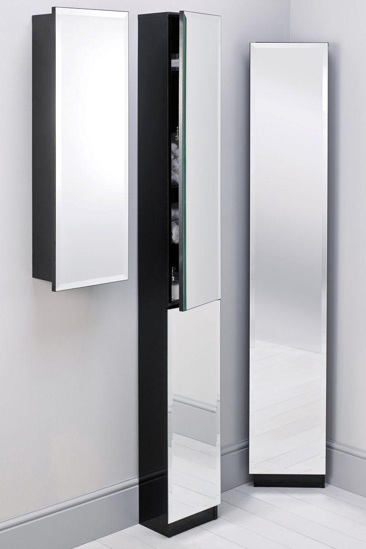 Hoch Verspiegelten Badezimmerschrank   Ikea ...