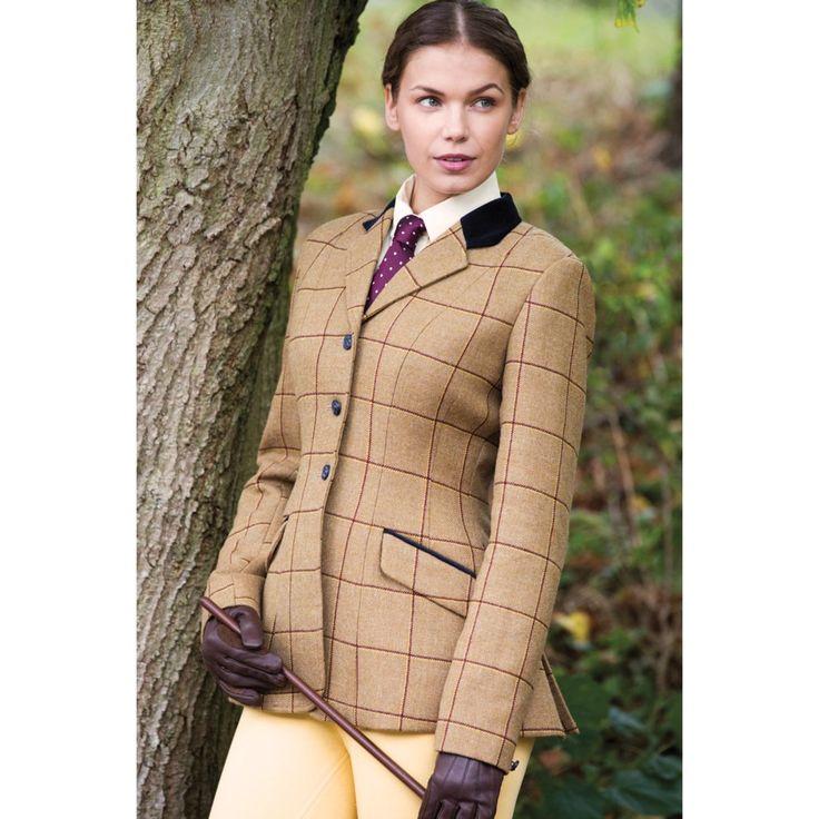 Wheatley Deluxe Tweed Riding Jacket