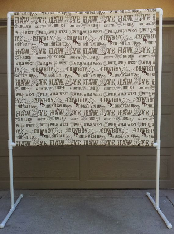 PHOTO BOOTH, Backdrop & Stand, Wedding Photo Booth, Western, Cowboy, Photo Backdrop, Lowers for Kids, Photography Background