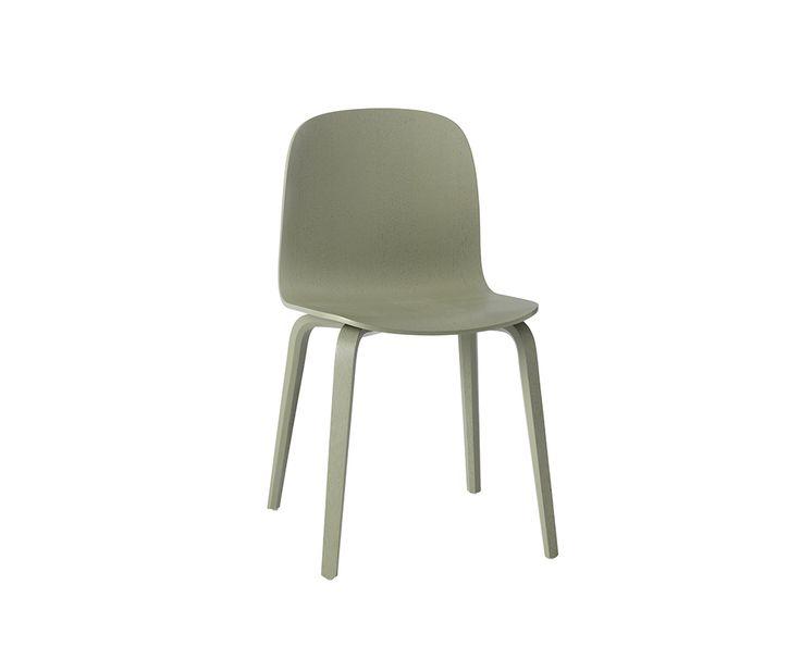 CASANOVA Møbler — Muuto - Visu Wood spisebordsstol - lakeret
