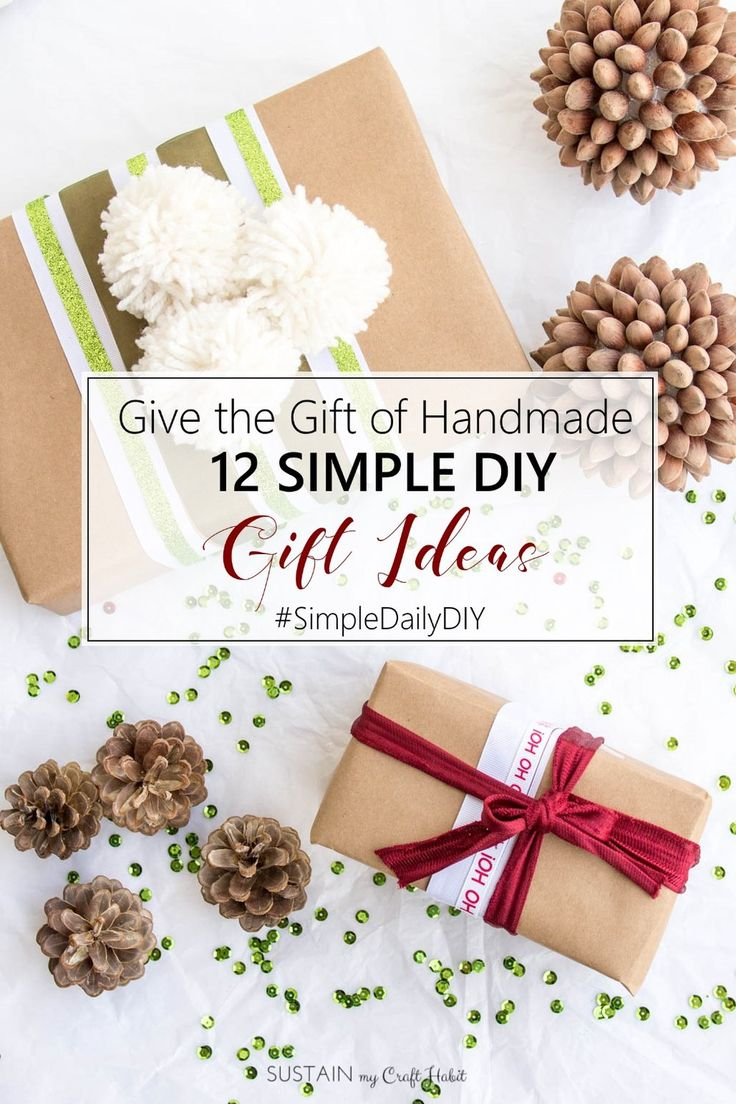 49 best Handmade Gifts images on Pinterest | Hand made gifts ...