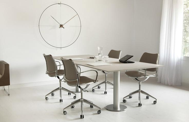 Gas task chair, a Jesus Gasca design for STUA design label.
