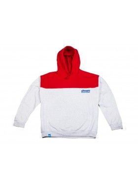 Dream But Do Not Sleep Cherry Red/Ash Grey Hoodie. Buy @ http://thehubmarketplace.com/Cherry-Red-Ash-Grey-Hoodie