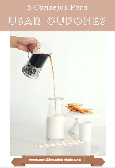Consejos para usar cupones | Ahorrar Dinero