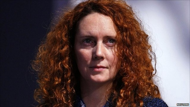 being naughty will bite your ass eventually: rebekah brooks, ceo of news international steps down amid phone hacking scandal. rupert murdoch and his cronies are up to their receding hairlines in legal doo-doo. #itsnotjustillegalitsimmoral #naughtyisasnaughtydoes #shadenfreude