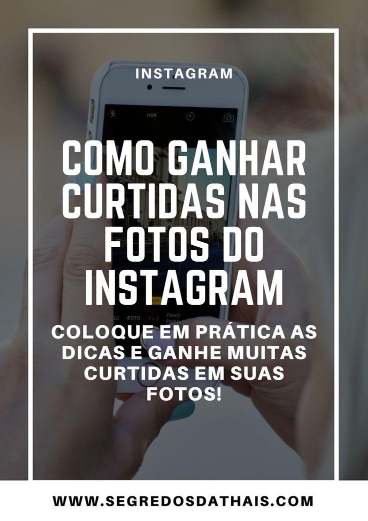 Aprenda como você pode ganhar curtidas nas suas fotos do Instagram de perfis reais e engajados!