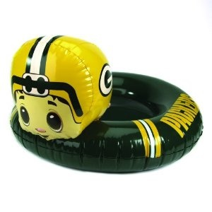 Inflatable Inner Tube With Images Green Bay Packers Mascot Green Bay Packers Packers