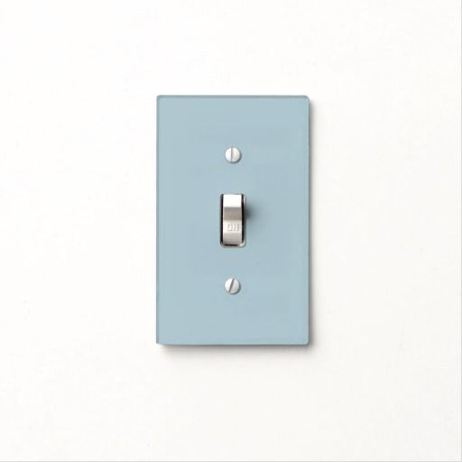 Colored Light Switch Plates Beauteous 50 Best Plain Pastel Colored Switch Plates Images On Pinterest Inspiration Design