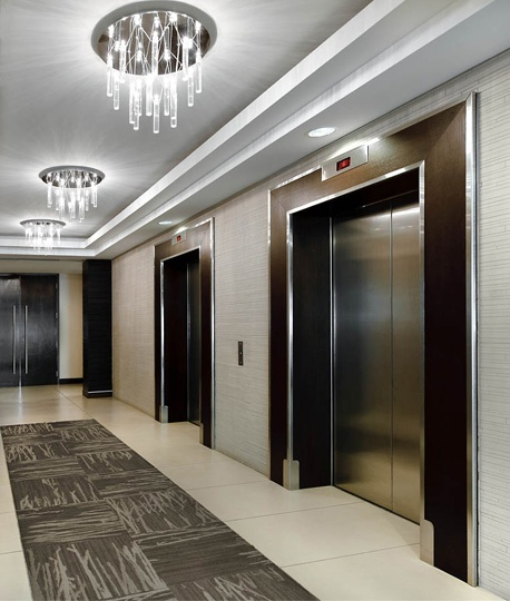 70 best apartment lobby images on pinterest lobby for Elevator flooring options