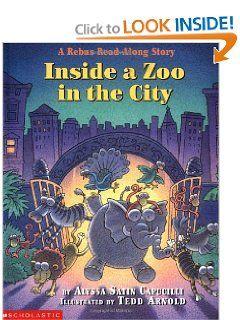Zoo preschool lesson plan theme!