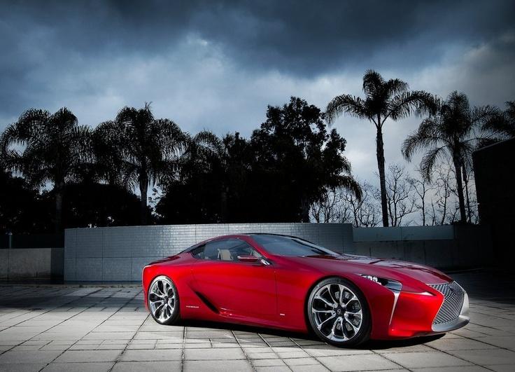 Beau Lexus LF LC Concept