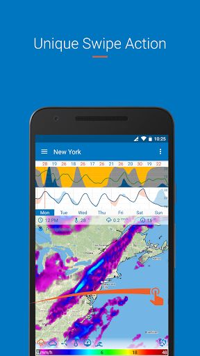 Flowx v2.010 [Pro]   Flowx v2.010 [Pro]Requirements:4.4Overview:Flowx is a unique weather app designed for easy understanding of weather forecasts.  Visualize weather with unique smooth swiping and easy to read graphs for forecast at a glance. With a selection of data choices and customizable widgets Flowx is perfect for outdoor adventure pilots photographers sailors or just your daily activities.  Understand how weather systems move to plan ahead and use Flowx alongside your current…