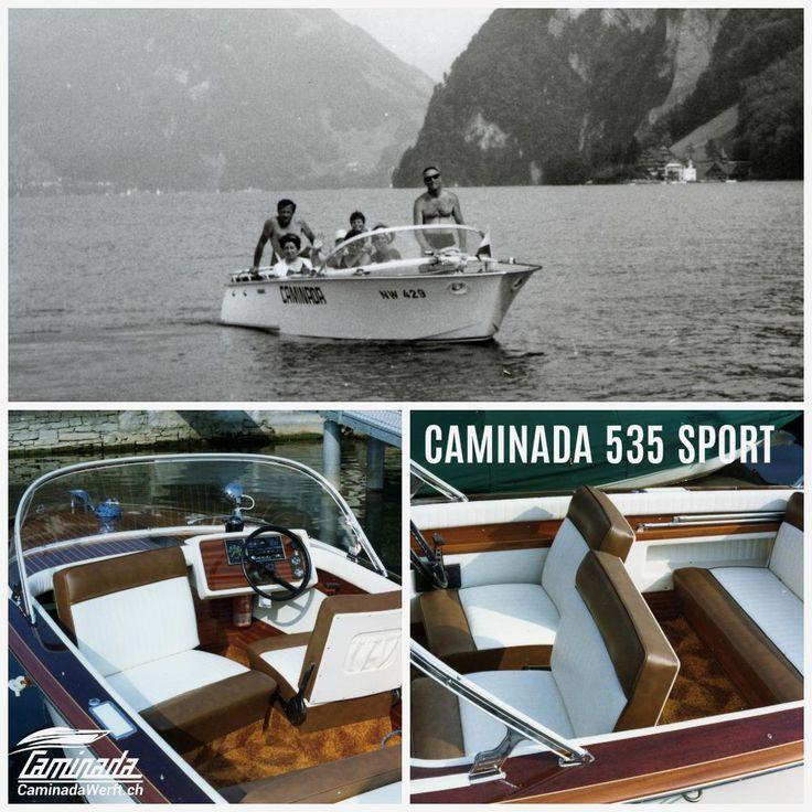 Eine Caminada 535 Sport #vintageboat #woodenboat Lange ist es her. http://www.caminadawerft.ch/   Nicht vergessen Jubiläumsmesse und Grosse Feier am 30. April und 1 Mai! Attraktionen, Snacks und Super Sonderangebote   CaminadaWerft Händler für Neu- und Gebrauchteboote in der Schweiz  #genf #geneva #vernier #sanktgallen #uster #chur #winterthur #lugano #winterthur #LacLéman #zürichsee #Walensee #Zugersee #motorboat #motorboote #werft #bootswert #schweiz #suisse #svizzera #switzerland