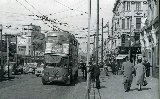 Holloway in the 1950s (1)