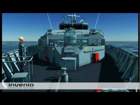 Invenio Engineering Solutions and Navy Engineering Division are helping to define the delivery of scenario-based training on-board Armidale Class Patrol Boats (ACPB) for the Royal Australian Navy, using Invenio's REFINE concept.    REFINE -- an acronym for Real time Engineering Fleet-training Interactive Naval Environment has been developed by I...