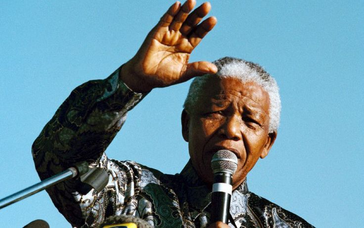 Obama Immortalizes Nelson Mandela with a Photo of Obama   What Obama and Mandela do have in common is that they are both communists. What they don't have in common is Nelson Mandela's selflessness.