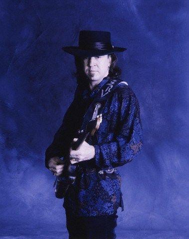 Texas' native son, Stevie Ray Vaughn