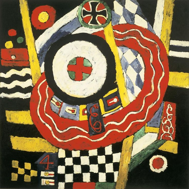 Review: 'Marsden Hartley: The German Paintings' at LACMA