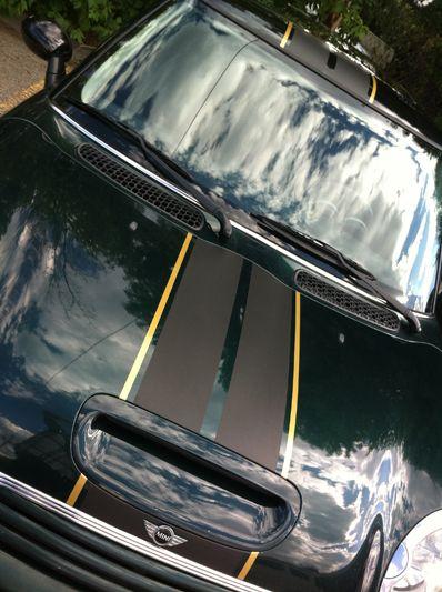 MINI Cooper Stripes | Motoring Skins