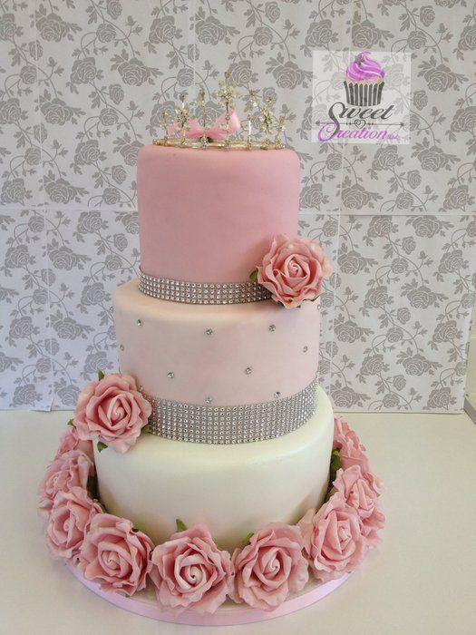 737 best sweet 16s birthday cakes teens images on Pinterest