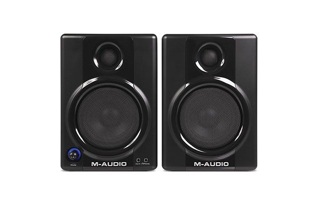 If someone asked me what's the best all-around buy in a 2.0-channel computer or desktop speaker system today, I'd recommend the M-Audio Studiophile AV 40. We held a blind listening panel to find ou…