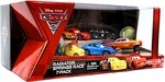 Name: Radiator Springs Race 7-Pack Manufacturer: Mattel Toys Series: Disney Pixar Cars 2 Release Date: July 2012 For ages: 4 and up Details (Description): Cars 7-Pack! Its Cars heaven with seven of your favorite characters in 1:55 scale. Create an instant Cars collection with these die-cast vehicles in special diorama packaging. Set includes: Radiator Springs Hydraulic Ramone, Ferrari Fan Guido, Ferrari Fan Luigi, Sally, Jeff Gorvette, Lewis Hamilton