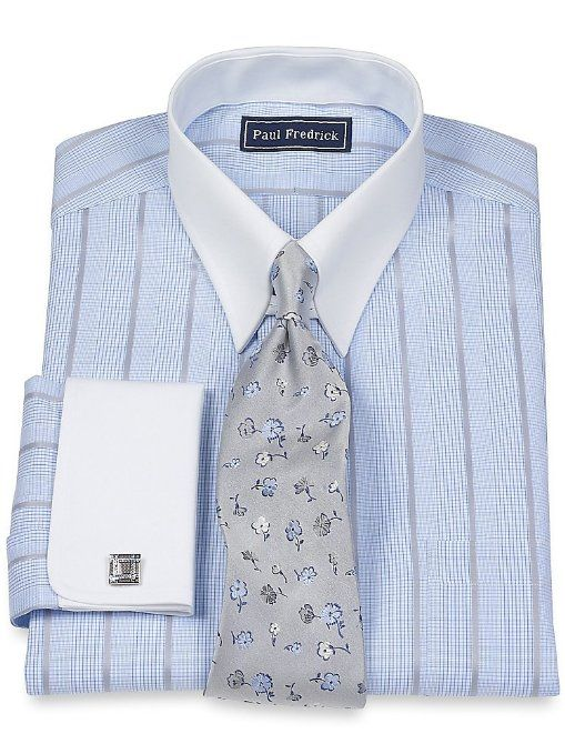 12 best images about men 39 s tab collar shirts on pinterest for 2 ply cotton dress shirt