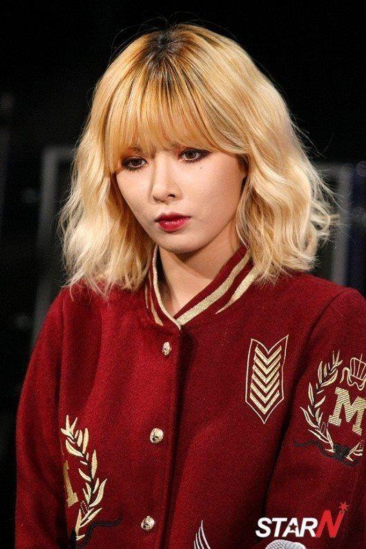 HyunA Trouble Maker Makeup Inspiration
