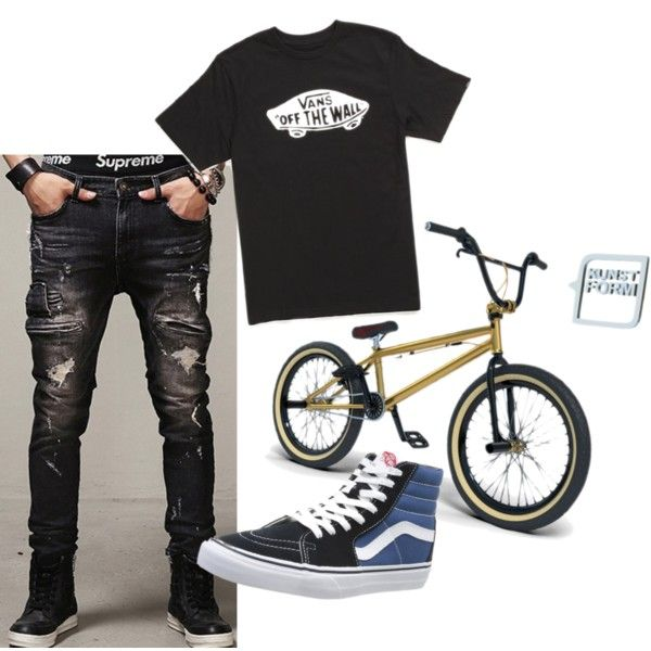B by raczreka on Polyvore featuring polyvore fashion style Vans